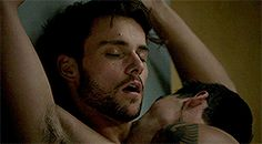 Connor and the ~Copy Room Guy~, How to Get Away With Murder   29 Hottest TV Sex Scenes Of 2014, Ranked From Worst To Best