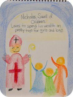 Saint Nicholas | Flickr - Photo Sharing!