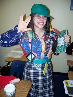 Mathletes and athletes crafty pinterest costumes diy diy nerd costume solutioingenieria Images