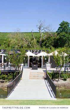 Café de Blanc de Noir at Brenaissance {Restaurant Tour} | Shop Tours | The Pretty Blog