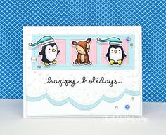 Create For Family and Friends: Sending You Happy Holidays