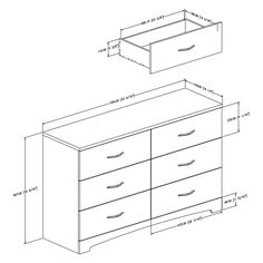 Dresser Dimensions book dimensions standard - google search | ww standards furniture