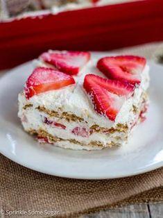 5 γλυκά με φράουλες | Infokids.gr
