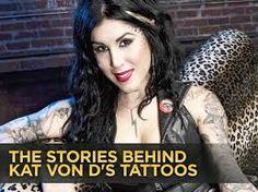 kat von d tattoos - Google zoeken