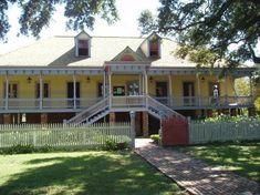 Laura Plantation-Vacherie LA,this was one of the few Creole plantations in LA...located near Oak Alley Plantation