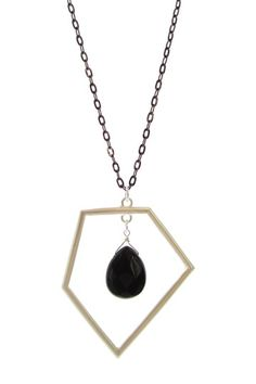 Geo Necklace, want!