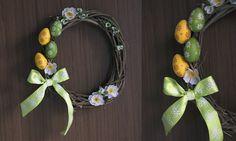 #DIY #easter #wreath made by myself :)