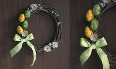#DIY #easter #wreath made by myself :)