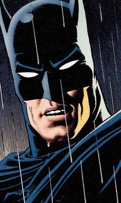 Batman by Brian Bolland
