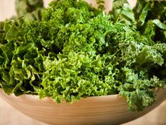 23 Power Foods to Eat More, More, More of!  (Kale is one of them!)