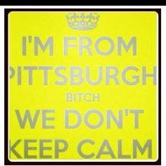 Pittsburgh!!!