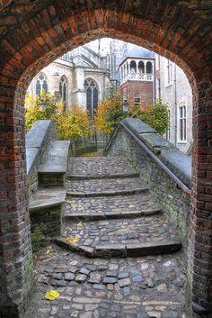 Bridge - Brugge, Belgium