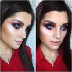 @tominamakeup • Instagram photos and videos