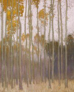 Johans Valters, Forest. Morning sun