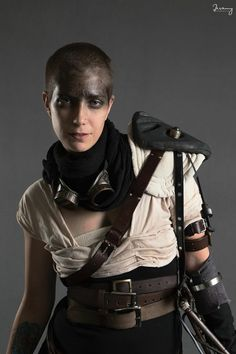 Imperator Furiosa by PepperGina. #furiosacosplay #imperatorfuriosa