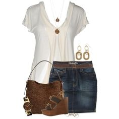 Casual Time, created by jackie22 on Polyvore