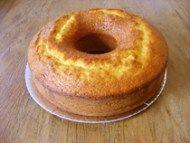 bolo de laranja da Santo Bolo