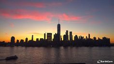 EarthCam - World Trade Center Cams Trade Centre, World Trade Center, Nyc Skyline, Seattle Skyline, Memorial Museum, Lower Manhattan, Live In The Now, State Parks, Sunrise