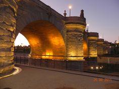 Puente Toledo, Madrid, Spain