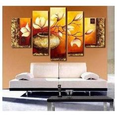 Large Abstract Painting, Large Wall Art, Group Oil Painting for Sale – Paintingforhome