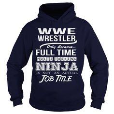 WWE WRESTLER T-Shirts, Hoodies. Get It Now ==> https://www.sunfrog.com/LifeStyle/WWE-WRESTLER-97597240-Navy-Blue-Hoodie.html?41382