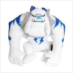 NRL Bulldogs Mascot C A Australia