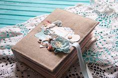 Авторские подарки ручной работы: фотоальбомы, блокноты открытки. Скрапбукинг