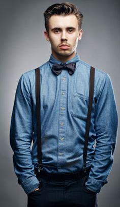 Men Wearing Bow Ties - Bowties for Men - Esquire