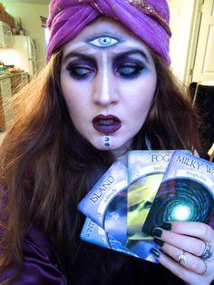Jacqlyn In Wonderland: Fortune Teller Gypsy