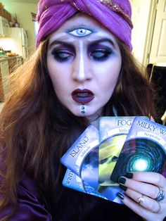 Jacqlyn In Wonderland: Fortune Teller Gypsy