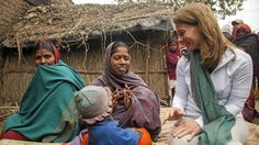 - Bill and Melinda Gates: 3 Myths About the World's Poor - Life is improving for most people on this planet: Leading philanthropists deliver good news about global poverty.