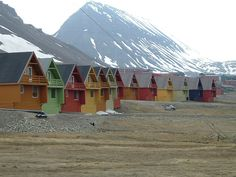 Svalbard: obscure and has one of the most deadly airports. Something on the top of my bucket list.