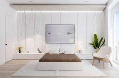 Apartment in Mirax park by Alexandra Fedorova 13