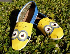 These are despicable: | 33 Pairs Of Unbelievably Beautiful Custom TOMS http://womenstoms.podlight.cf/