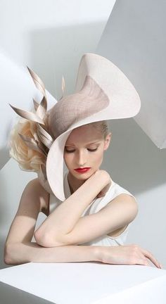 I will never have anywhere to wear this, but it's pretty!  #hat #theclassypeople #fascinator