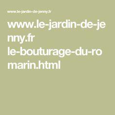 www.le-jardin-de-jenny.fr le-bouturage-du-romarin.html