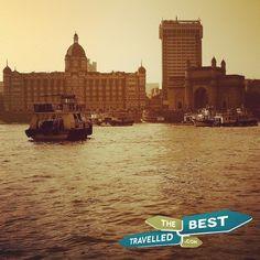 #Gateway #of #India #Mumbai #Maharashtra #landmark #history #tourist #hotspot #Bombay #boat #cruise #Taj #Hotel #visit #travel #explore #Asia
