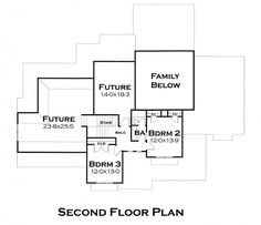 Second Floor Plan image of Wyndsong Farm