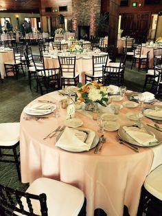 Aspen Center wedding reception.  #innsbrook #innsbrookresort