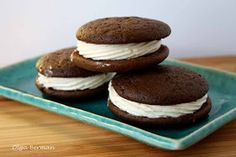 Baked explorations: Whoopie Pies