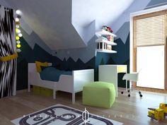 pokój dla chłopca pokój dziecięcy room for boys children's room