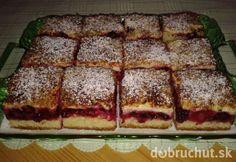Fotorecept: Černicový koláč