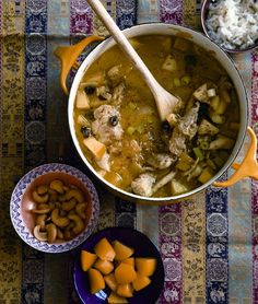 One-Pot Coconut-Chicken Curry from The Cookie Editors — Cookbook Review & Recipe from Time For Dinner
