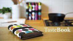 Banner TasteBook Papeterie
