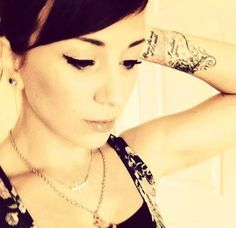Jen ledger... She's so beautiful...wish I could be that pretty!