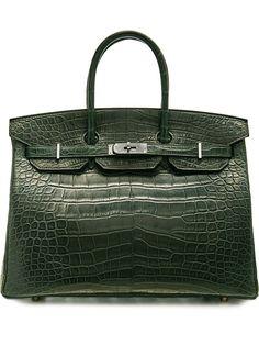 a196fa400a11 Hermès Vintage 35cm  Birkin  Handtasche - Farfetch