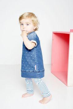 Lieve Babylegging van Tumble N Dry  gestreept | Super lief en trendy | www.kienk.nl
