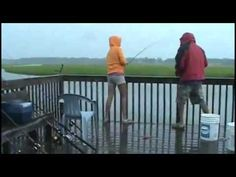 ▶ Just Some Fishing When HOLY CRAP SHARK (UNCUT, FULL VERSION!) - YouTube