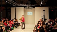 StyleWeek Northeast kicked off in a rosy way with Red on the Runway, the fashion show's fourth annual design competition that benefits the American Heart Association.