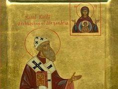 São Cirilo de Alexandria, por ocasião do final do Concílio de Éfeso, no ano 431 (no qual se proclamou a maternidade divina de Maria), deixou-nos o mais célebre lo...
